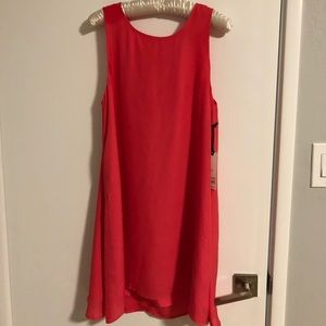 BB Dakota coral dress